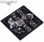 Alchemy Gothic Let's Get Hammered Thor's Hammer Coaster